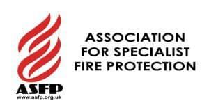 ASFP Logo Alpha Fire Protection